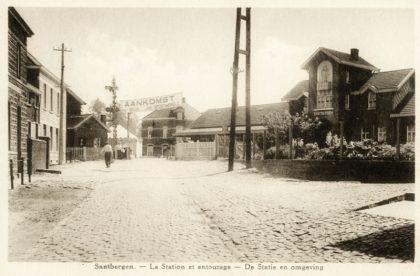 Gare de Zandbergen (Santbergen)