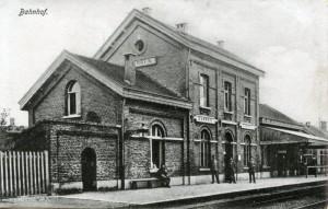 Gare de Zarren - Zarren station
