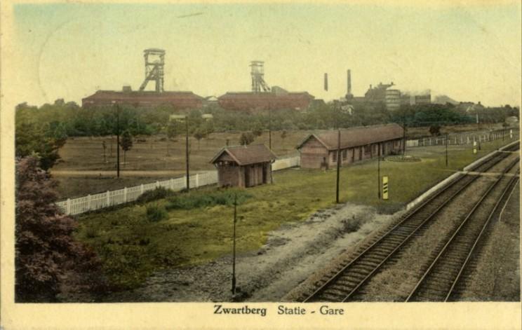 Gare de Zwartberg - Zwartberg station