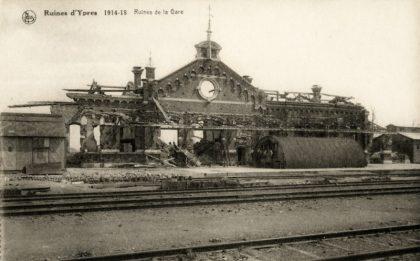Gare de Ypres – Ieper station