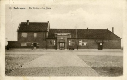 Gare de Zeebruges-Centre - Zeebrugge-Centrum station
