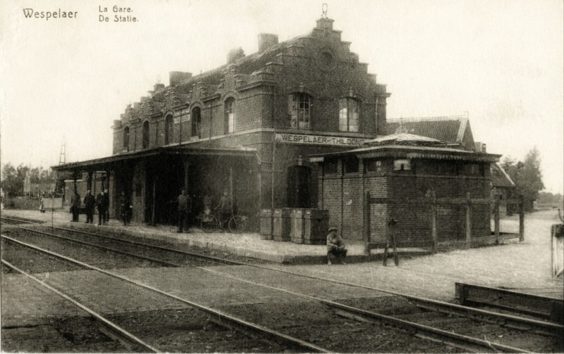 Gare de Wespelaar-Tildonk - Wespelaar-Tildonk station (Wespelaer-Thildonck)