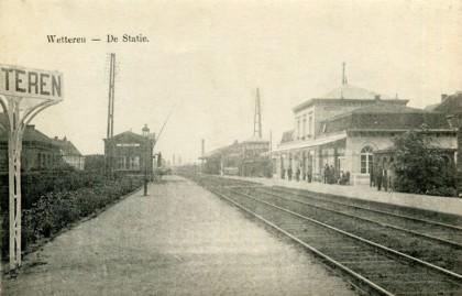 Gare de Wetteren - Wetteren station