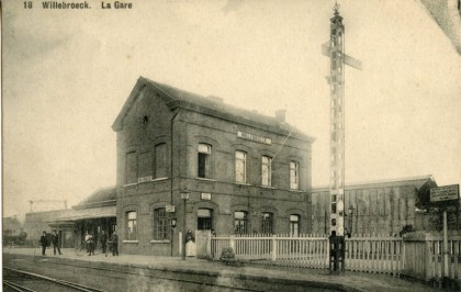 Gare de Willebroek (Willebroeck) - Willebroek (Willebroeck) station
