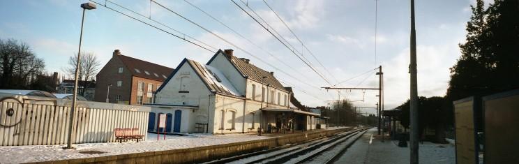 Gare de Waterloo