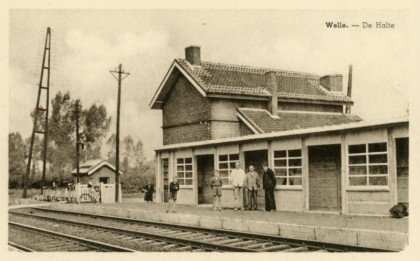 Gare de Welle - Welle station