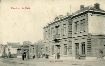Gare de Wandre