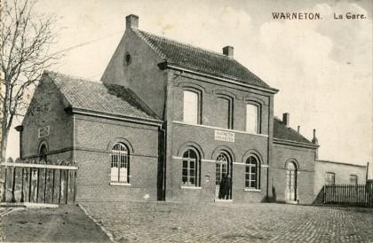 Gare de Warneton