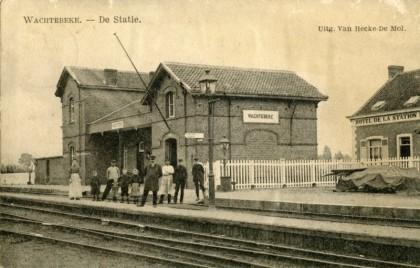 Gare de Wachtebeke - Wachtebeke station