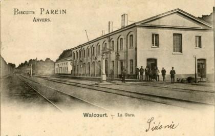 Gare de Walcourt