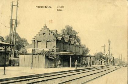 Gare de Vieux-Dieu - Oude-God station
