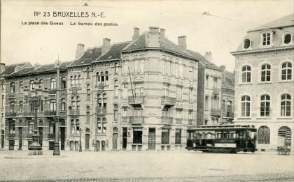 Bruxelles - Place des Gueux