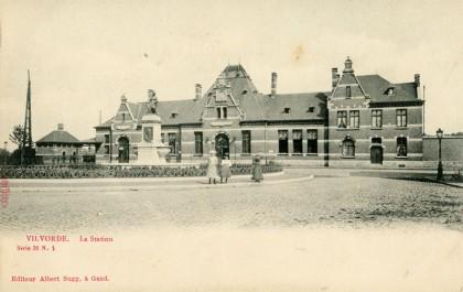 Gare de Vilvorde - Vilvoorde station