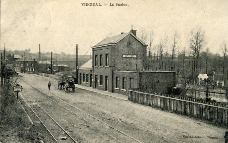 Gare de Virginal