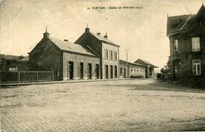 Gare de Virton (ville)
