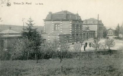 Gare de Virton-Saint-Mard