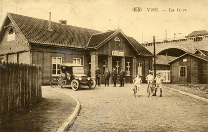 Gare de Visé (Bas)
