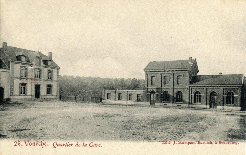 Gare de Vonêche
