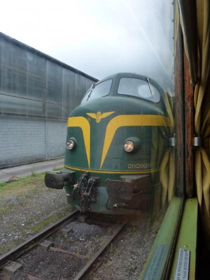 Locomotive 202020 - Spontin - 15/08/2015