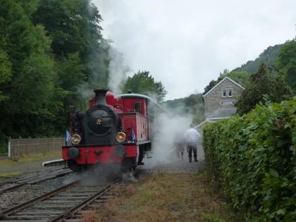 Locomotive La Meuse - Dorinne 15/08/2015