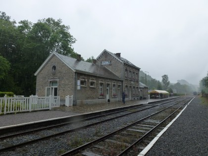 Gare de Dorinne-Durnal 15/08/2015