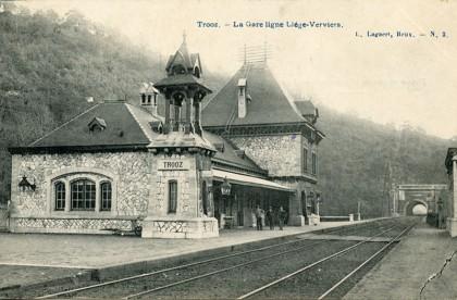Gare de Trooz