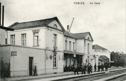 Gare de Tubize