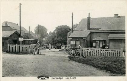 Gare de Turpange