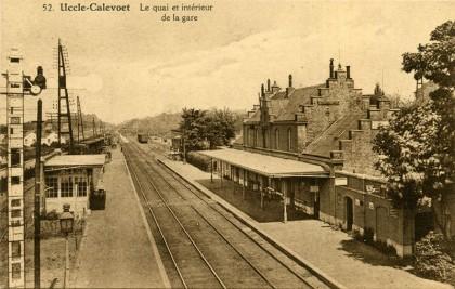 Gare de Uccle Calevoet
