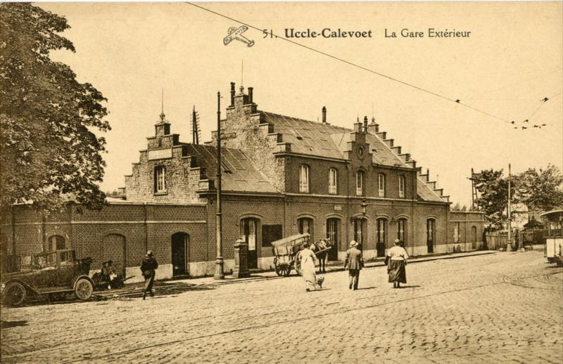 Gare de Uccle-Calevoet