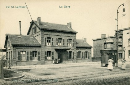 Gare de Val-Saint-Lambert