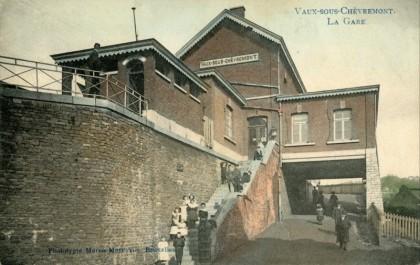 Gare de Vaux-sous-Chèvremont