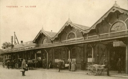 Gare de Verviers Central