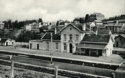 Gare de Vielsalm