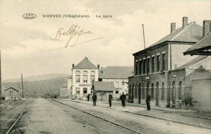 Gare de Vierves