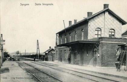 Gare de Zingem (Syngem) - Zingem station