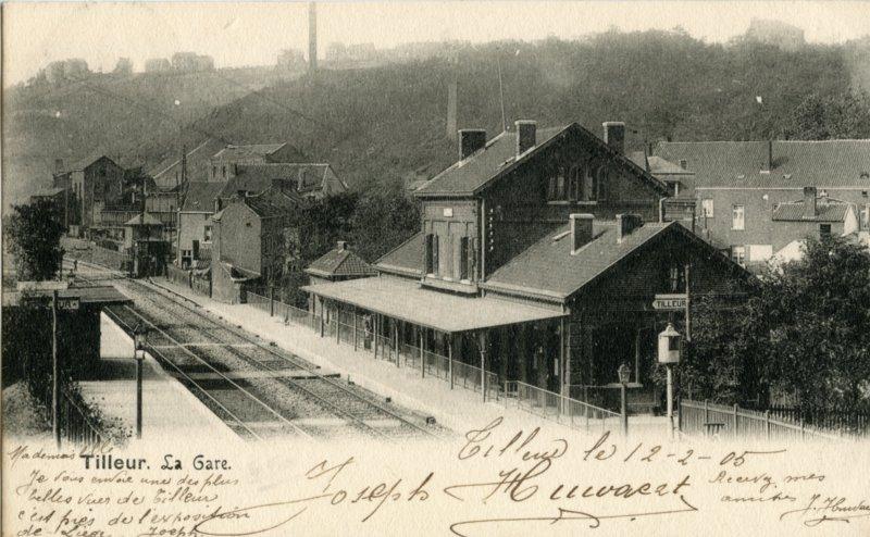 Gare de Tilleur