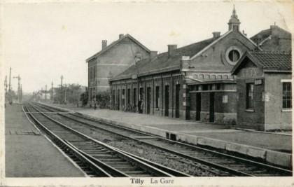 Gare de Tilly