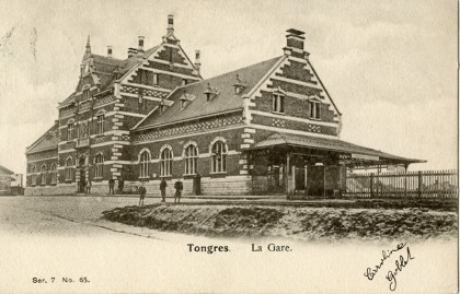 Gare de Tongres - Tongeren station