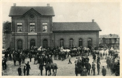 Gare de Torhout (Thourout) - Torhout (Thourout) station