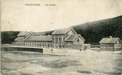 Gare de Treignes