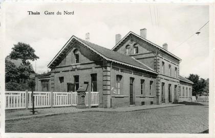 Gare de Thuin-Nord
