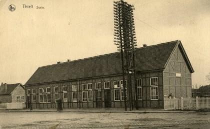 Gare de Tielt (Thielt) - Tielt (Thielt) station