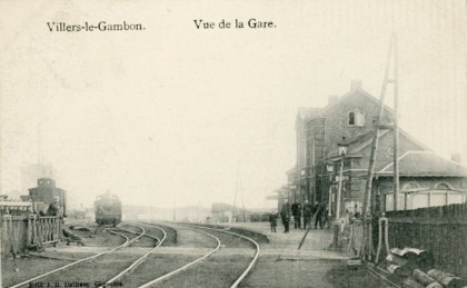 Gare de Villers-le-Gambon