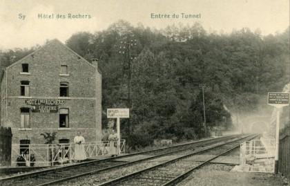 Gare de Sy