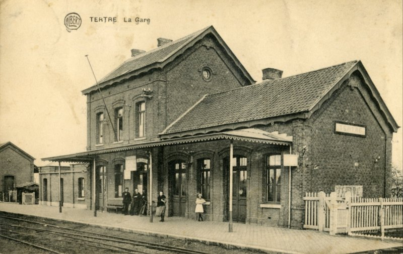 Gare de Tertre