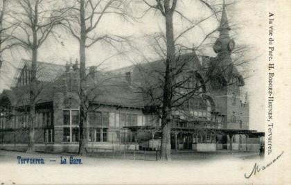Gare de Tervuren - Tervuren station