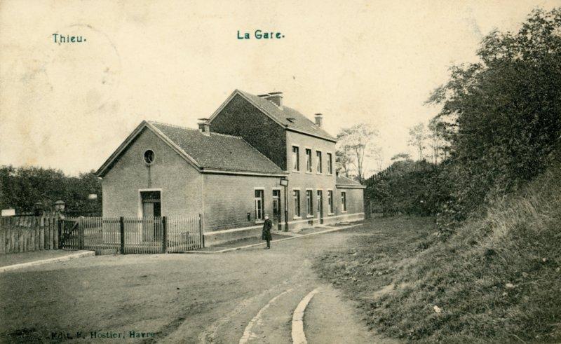 Gare de Thieu