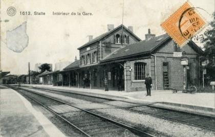 Gare de Statte
