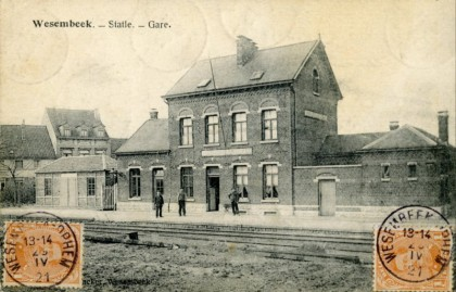 Gare de Stockel